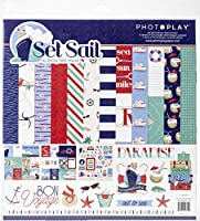 """PhotoPlay Collection Pack 12""""X12""""-Set Sail"""