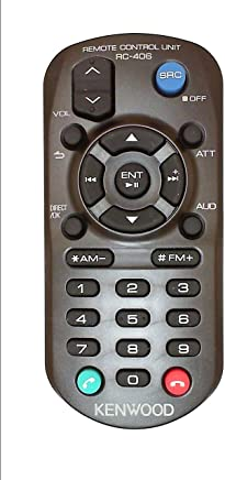 Kenwood RC-406 Car Stereo Remote