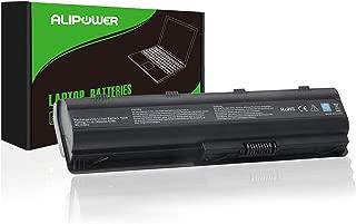 ALIPOWER 9-Cell MU06 MU09 Notebook Battery for Compaq Presario CQ62 CQ56 CQ57,Pavilion DM4 G62 G6 G7 G72 G4 G42 G56 CQ42, Fits P/N 593553-001 WD549AA WD548AA - 12Months Warranty