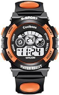 Heyuni. Waterproof Boys/Girls/Childrens Digital Sports Watches Kids Gift for age 4-12 Years Old