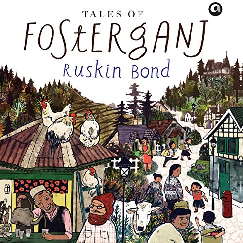 Tales of Fosterganj audiobook cover art