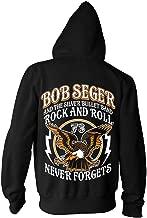 Bob Seger T Shirt Bob Seger T Shirt Final Tour 2019 50 Years Night Moves Bob Seger T Shirt Against the Wind T-Shirt Long Sleeve Sweatshirt Hoodie