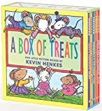 A Box of Treats: Five Little Picture Books about Lilly and Her Friends