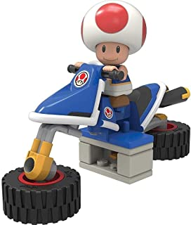 K'NEX Nintendo Mario Kart Toad Bike Building Set …