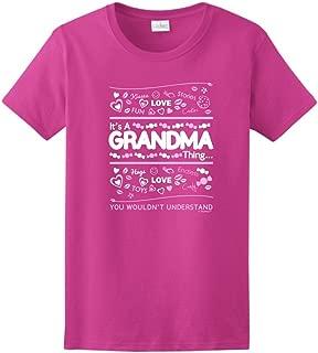 It's a Grandma Thing, Cute Grandma Gift Ladies T-Shirt