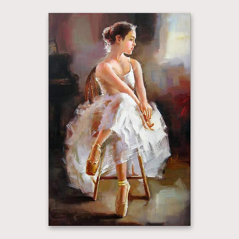 nuevo sádico Pintura Pintura Pintura al óleo Pintado a Mano-Moderno Lona  Sin impuestos