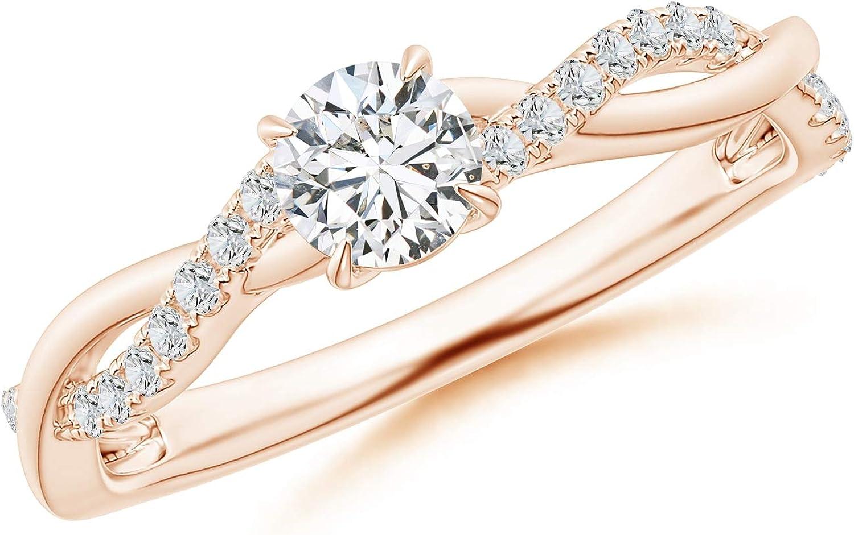cincin pernikahan twist