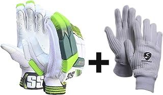 SS Men`s Superlite Pro Batting Gloves, Right Hand