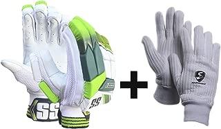 SS Men's Superlite Pro Batting Gloves, Right Hand