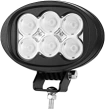 LIGHTFOX 6inch CREE LED Work Light Bar Flood Driving Lamp Industrial Grade Truck Boat 4WD 3 Years Warranty