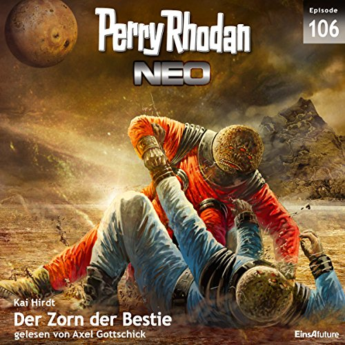 Der Zorn der Bestie audiobook cover art