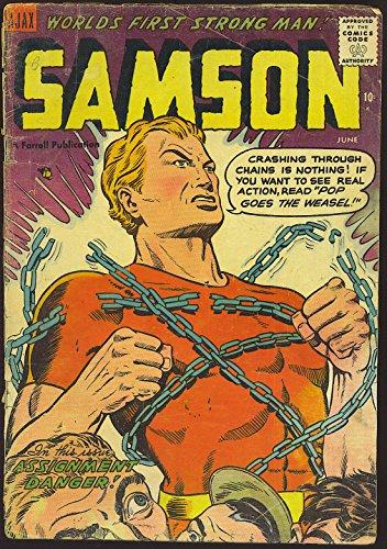 Samson #13 (English Edition)