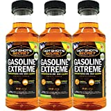 Hot Shot's Secret Gasoline Extreme 16 Ounce Bottle 3 Pack