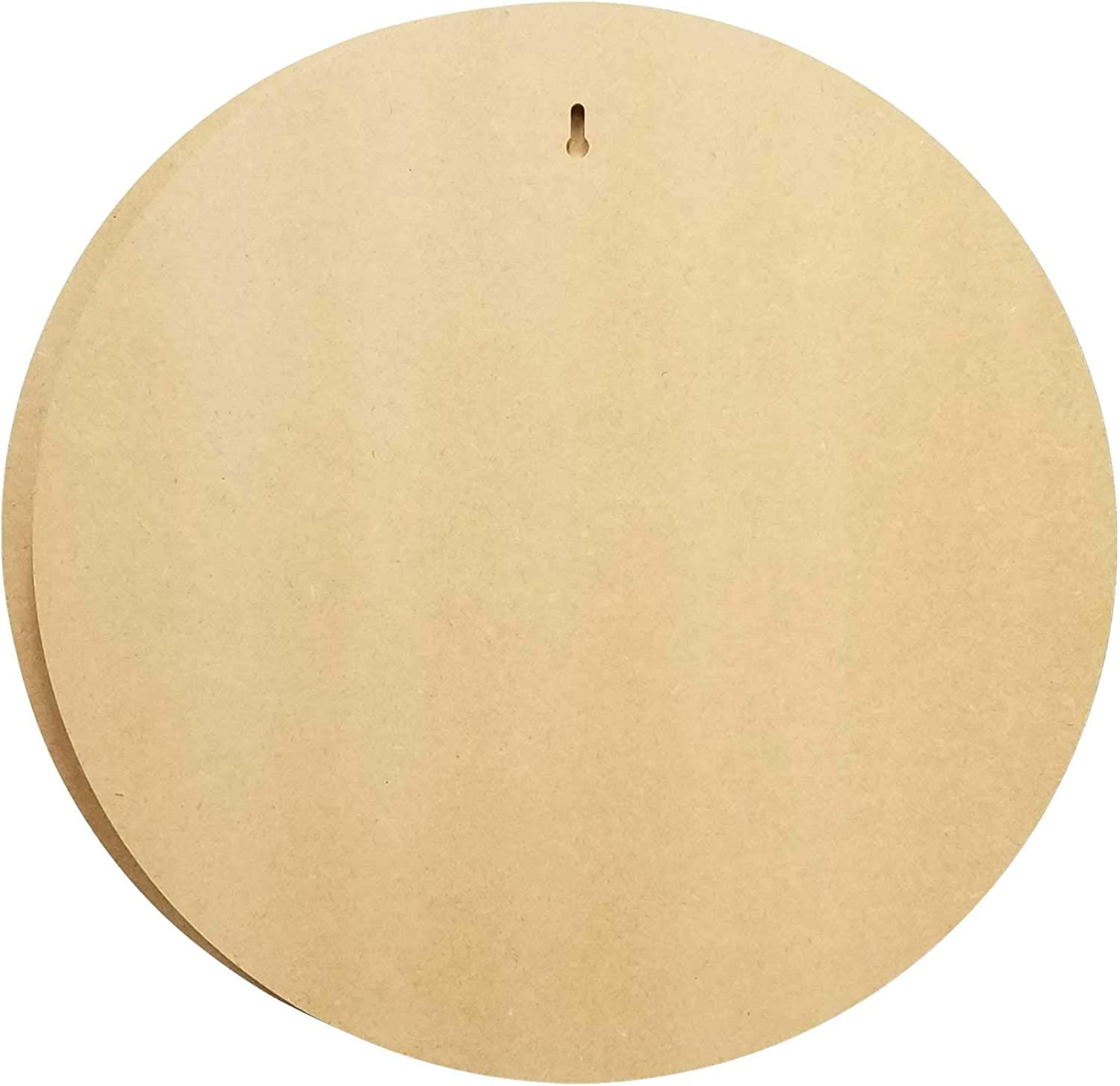 Studio Papilia Round 15x15 inch 2-Pack Wooden Unfinished Max 58% [Alternative dealer] OFF Shap