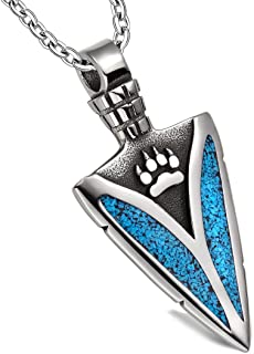Best turquoise arrowhead necklace Reviews