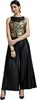 Jaipur Kurti Women's Rayon Straight Salwar Suit Set