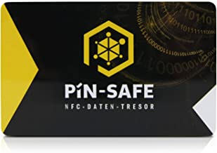 PIN-Safe Map NFC offline data safe for Android