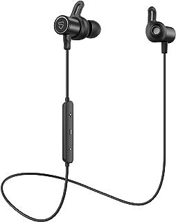 【aptX HD & AAC 対応】SOUNDPEATS Q30 HD Bluetooth イヤホン 14時間連続再生 ワイヤレスイヤホン IPX7 防水 スポーツイヤホン QCC3034チップセット採用 CVC8.0ノイズキャンセリング搭載 ...