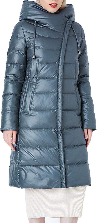 I'm good at you 2018 Coat Jacket Women's Hooded Warm Parkas Fluff Parka Coat Hight Quality Female