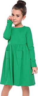 green clothes for girl