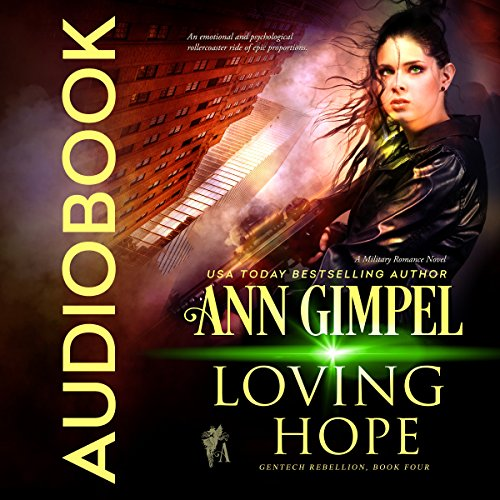 Loving Hope audiobook cover art