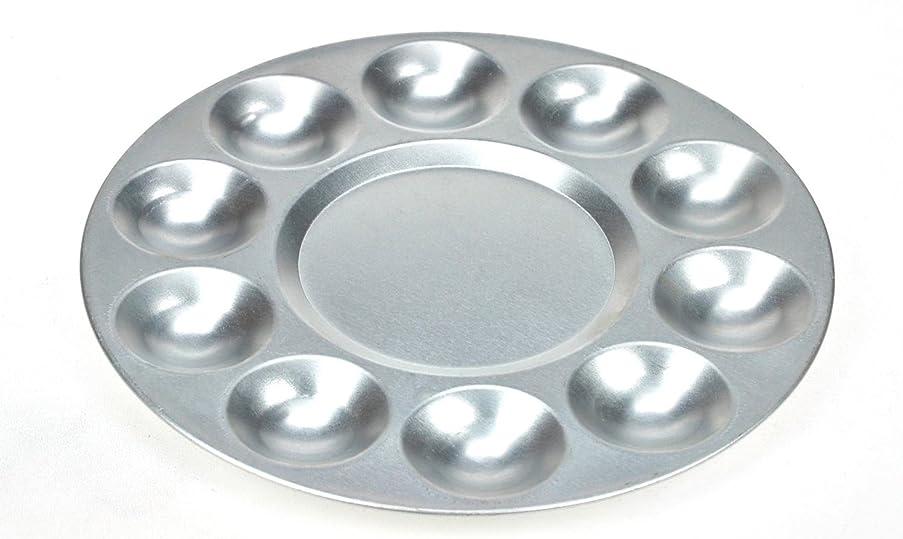Aluminium Circular Palette