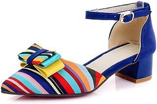De MujerY Tacón Amazon Para Zapatos esMedio rWdxCeQBo