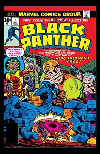Black Panther (1977-1979) #1 (English Edition)