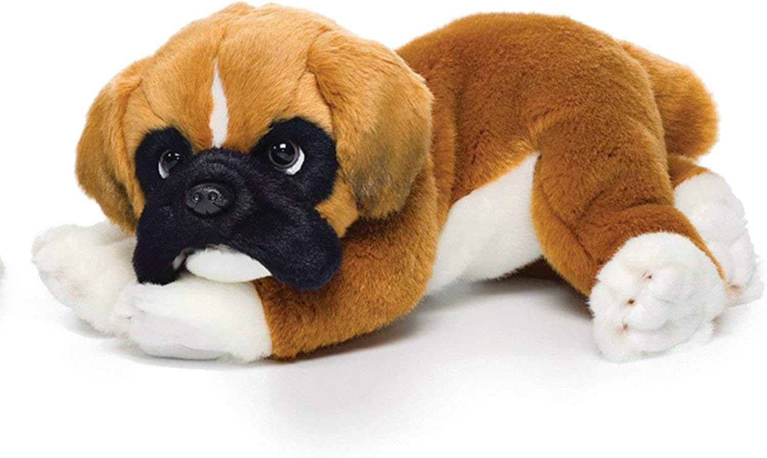 Nat and Jules Boxer Plush Toy, Large
