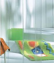 Sealskin Clear Douchegordijn, Polyester, Transparant, 180 x 200 Cm, 1.0 Unit