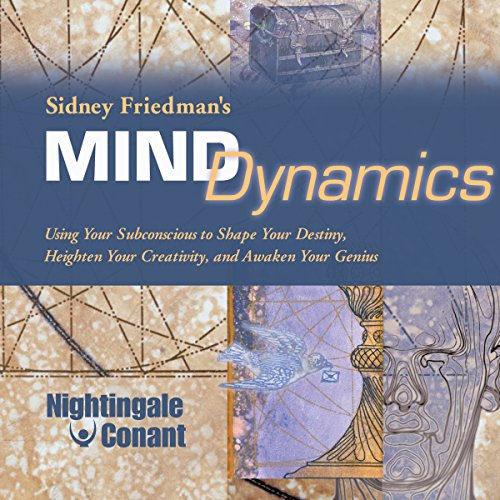 Mind Dynamics audiobook cover art