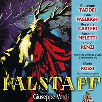 Cetra Verdi Collection: Falstaff