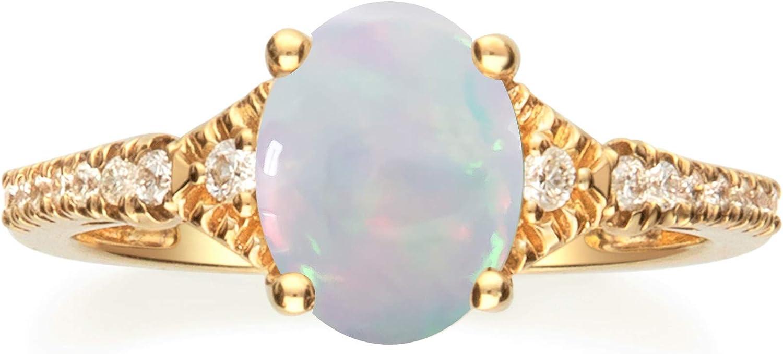 Gin Grace 10K Yellow Gold トラスト チープ Diamond Anniversary Engagement Real