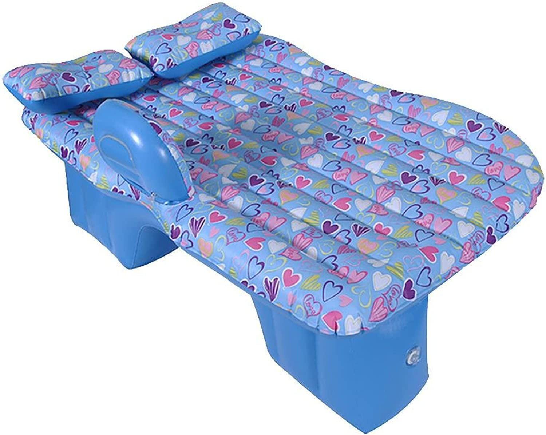 Lameila Auto Reise Reise Reise aufblasbare Matratze Air Bett Kissen Camping Universal SUV erweiterte Air Couch für Schlaf Rest mit Zwei Luftkissen B074S7DWNP  Mode Vitalität 8a737d
