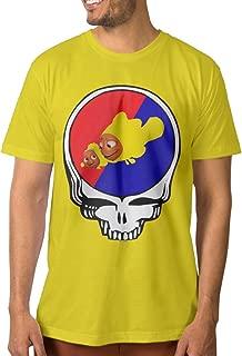 PTCYM Findingdorynemo Gratefuldead Particular Men's Tshirt Natural
