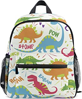 حقائب ظهر مدرسية على شكل ديناصور للأطفال في مرحلة ما قبل المدرسة حقيبة كتب رياض الأطفال الابتدائية من سن 3-6 سنوات بنين بنات