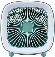 YXZQ USB Handheld Fan, Quiet Portable Clip Personal Mini Desk Fan with Rechargeble Battery, Cooling Desktop Fans Table Fan...