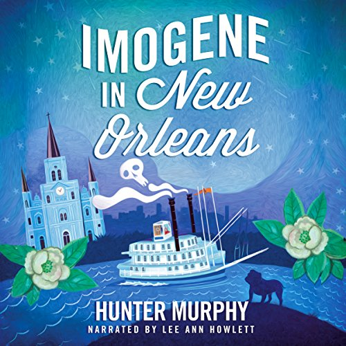 Imogene in New Orleans audiobook cover art