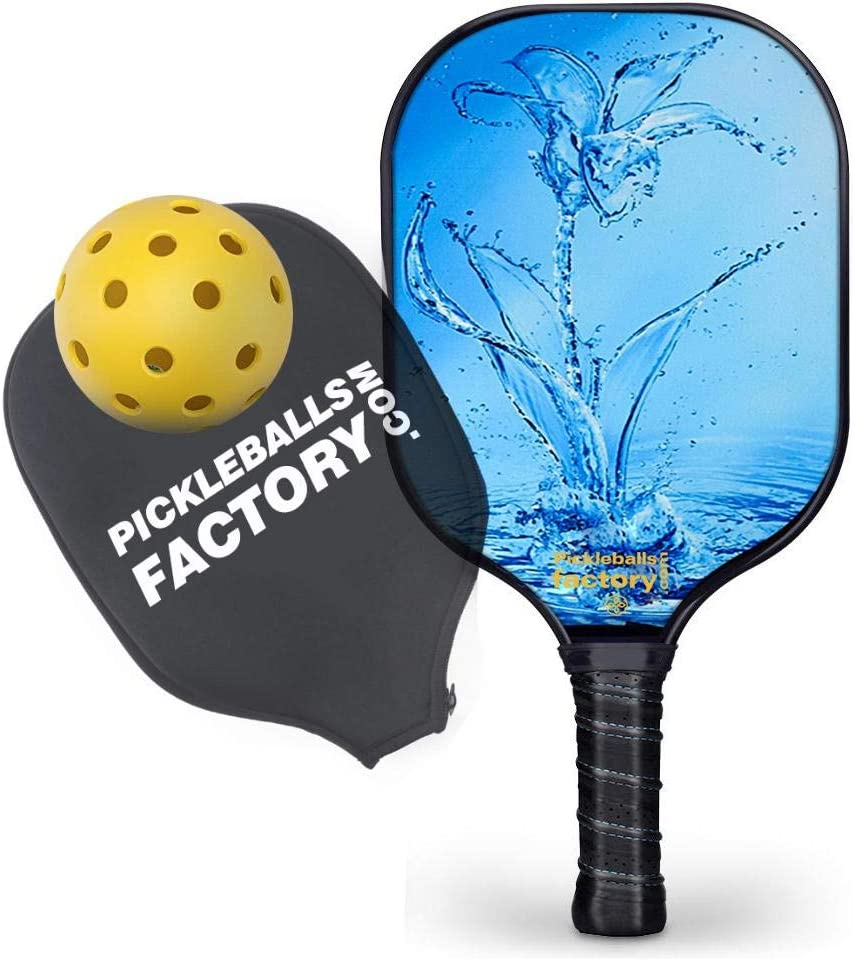 Quantity limited Pickleball Paddle Set Rackets Directly managed store Pic Balls