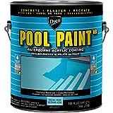 Best Pool Paints - Pool Paint 1-gal. Ocean Blue Semi-Gloss Acrylic Exterior Review