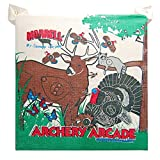 Morrell Youth Archery Arcade Field Point Bag Archery Target - for Traditional or Youth Bows 30lbs and Less