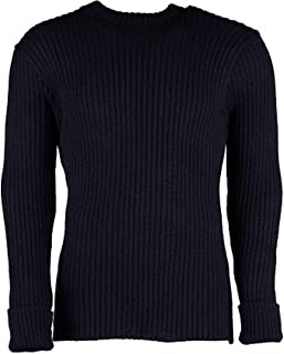 Welbeck Woolly Pully Sweater No Patches