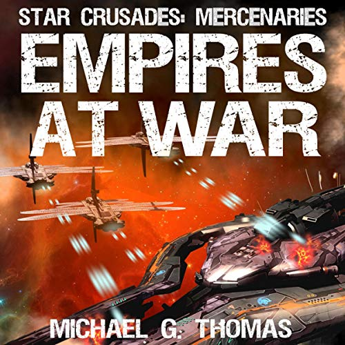 Empires at War audiobook cover art