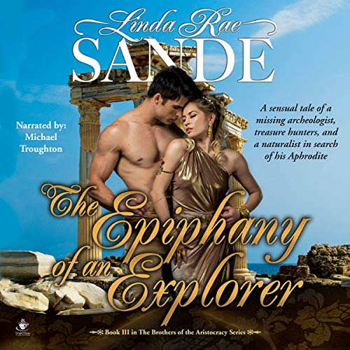 The Epiphany of an Explorer audiobook cover art