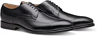 MORAL CODE The Jamison: Men's Premium Leather Wingtip Formal Dress Shoe