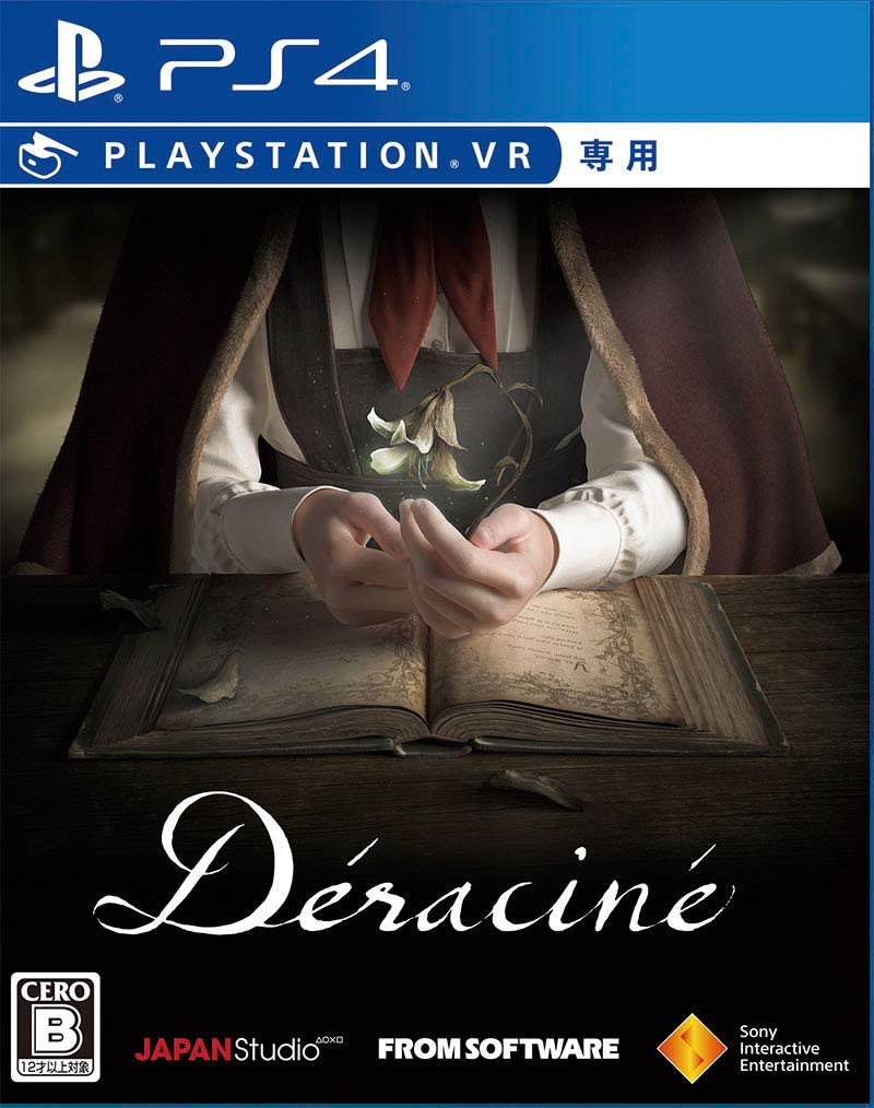 Sony Max 55% OFF Déraciné VR SONY PS4 JAPANESE VERSIO 4 Now free shipping PLAYSTATION