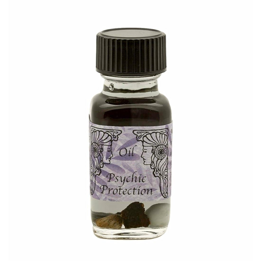 文献箱明示的にアンシェントメモリーオイル サイキックプロテクション Psychic Protection スピリチュアルバリア 2017年新作 (Ancient Memory Oils)