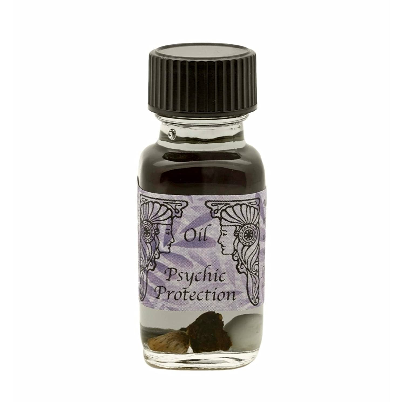 誕生日北発信アンシェントメモリーオイル サイキックプロテクション Psychic Protection スピリチュアルバリア 2017年新作 (Ancient Memory Oils)