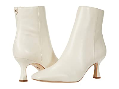 Sam Edelman Lizzo (Modern Ivory Nappa Verona Leather) Women