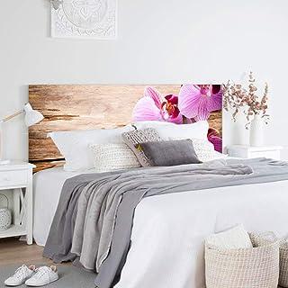 setecientosgramos Cabecero Cama PVC | Orchid | Varias Medidas | Fácil colocación | Decoración Dormitorio (150x60)